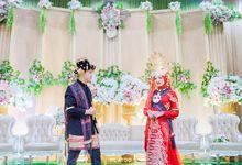 The Wedding Of Muiz & Putri by Platoo