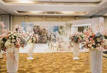 MK Wedding Ceremony by Studio Kure-Kare-Ka