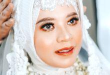 Anggia & Hari Wedding Session by martialova photoworks