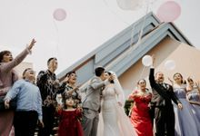 Wedding Day of Yanto & Marcella by KIN Moments