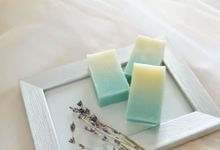 Mini Handcrafted Soap by Jollene Gifts