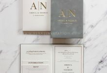 Abdul & Nesrin by Vinas Invitation