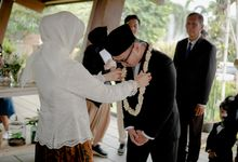 Rina and Ilham Wedding by MATAKITA