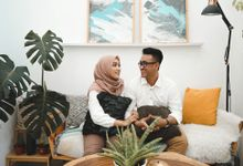 Charin and Dony Studio Session by Layung Studio