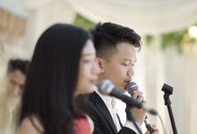 Aliy & Sigma Wedding by MOL Entertainment