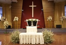 Holy Matrimony Of Deri & Ivana at RMCI by Fiori.Co