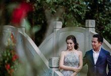 Aidid & Candy Prewedding by Dfleur Photography