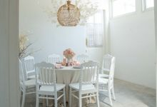 Napoleon Chairs by Le Scarlet Rental