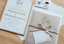 Yafi & Riska by Vinas Invitation