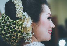 Pernikahan Adat Batak of Putri & satria by GoFotoVideo