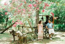 Alvin and Hani Engagement Session by Pat B Photography