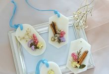Soy Wax Tablet by Jollene Gifts