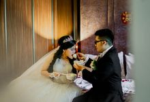 The Wedding Of Bagus & Rosa by El-Bethel Event Organizer