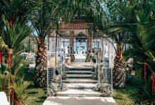 Villa Plenilunio | Evan & Evelyn by diskodiwedding