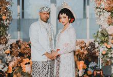 Rinda & Hafizt Wedding by Kamajayaratih Organizer