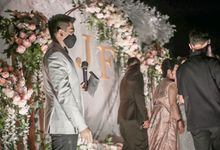 Wedding of JUWI & FELLYTA by Aldo Adela MC & Magician