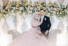 Intimate Wedding Happy & Nugroho by Peh Potret