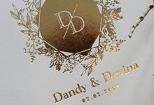 Dandy & Devina by Vinas Invitation