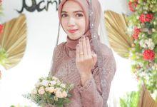 Engagement Ria & Bambang by Bapakkita Art