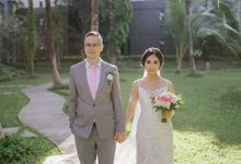 Juli and Sami Wedding by Courtyard by Marriott Bali Nusa Dua