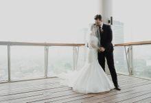 Wedding of Darren & Grace by PERIPLE PICTURE