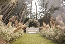 Suhawi & Ise Holy Matrimony At Ayana Hotel by Fiori.Co