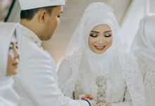 Wedding Mersha & teguh by insight.photo
