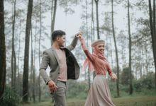 Prewedding of Putri & Sofian by Badenicca