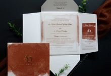 Astrid & Denny by Vinas Invitation