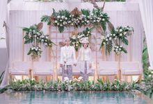 The Wedding of Debby & Agung by Decor Everywhere