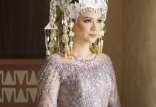 Wedding Reception From Bagus & Anggun by Ruby Photo Cinema