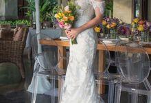 WEDDING DRESS  Calvados by GAËTA Bridal Couture
