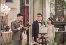 Wedding of SONNY & IMMANIAR by Aldo Adela MC & Magician