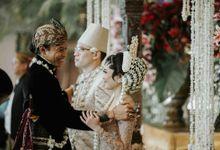 RESEPSI VANIA &  ANDRA by Speculo Weddings