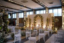 Rodika & Michelle Wedding At Satoo Garden by Fiori.Co