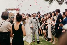 Ceci & Tayu by baliVIP Wedding