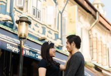 Romantic Getaway of Andryan & Calandra by KIN Moments