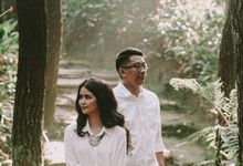 Budi & Ayu prewed by lop