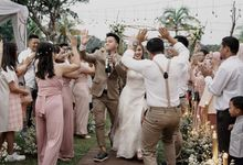 The Best Rustic Wedding Revi & Angel by Priceless Wedding Planner & Organizer