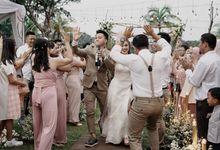 The Best Rustic Wedding Revi & Angel by Priceless Wedding Planner & Organizer