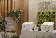 Daniel & Stefanny Wedding At Soll Marina by Fiori.Co