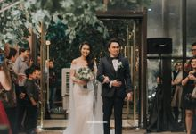 CHAKRA BSD | Intimate Devi & Jason by diskodiwedding