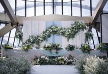 Theo & Chaye Wedding At JHL Solitaire Serpong by Fiori.Co