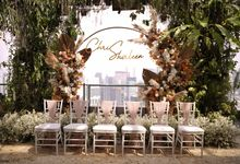 Christ & Shirleen Wedding At The Imperium by Fiori.Co