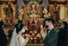 Wedding Hema & Hani by KianPhotomorphosis