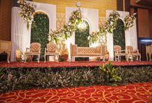 Wedding Olldy & Winni by Garis Decoration