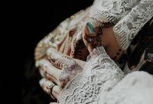 Wedding Of Ita & Rio by Sankara Portrait