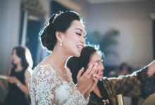 Wedding at Bunga Rampai of Nany & Gordon by: Gofotovideo by GoFotoVideo