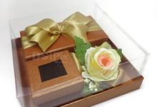 Tempat Uang Cincin Box Fancy Tutup Mika/TUCM by Dolpin Wedding Gallery