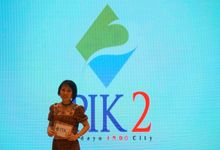 Presentation of PIK 2 by MC Mandarin Linda Lin
